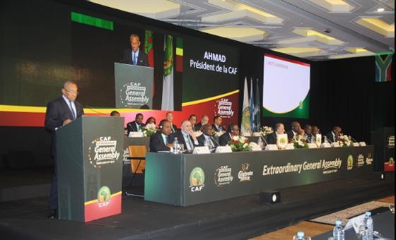 Organisation CAN 2019 : La CAF  décline les critères de désignation du nouveau pays hôte