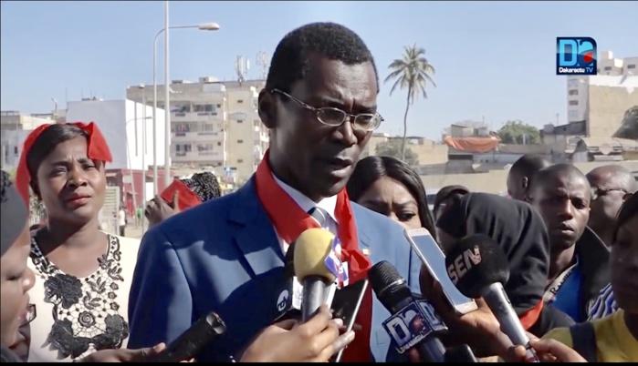 Non respect des engagements de l'Etat : Le Sytjust écrit au président Macky Sall