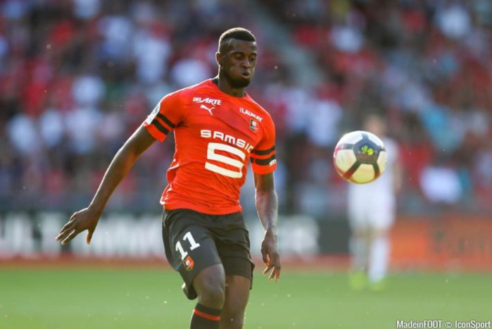 Ligue 1 - Rennes :  L'énigme M'Baye Niang inquiète