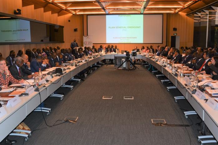 Groupe consultatif de Paris : La Banque mondiale s'engage aux cotés du Sénégal.