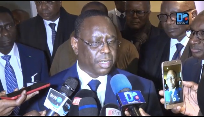 Forum des investisseurs : Macky Sall pour une participation plus soutenue des partenaires