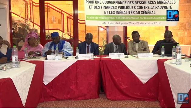 Evasion fiscale, exonération : Les députés membres du RGM invitent l'Etat du Sénégal à revoir la convention des ICS et celle de l''île Maurice