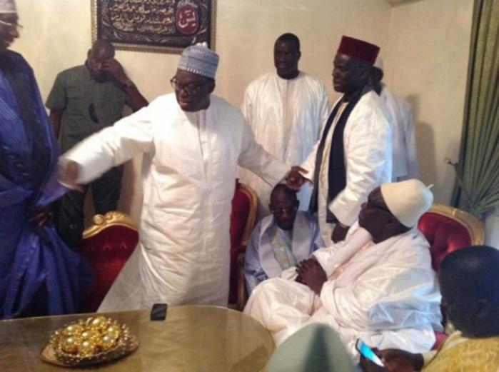 Keur Madiabel : Malick Gakou a présenté ses condoléances à Moustapha Niasse
