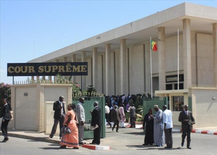 Cour suprême / Demande de renvoi du procès: Les avocats de Khalifa Sall déboutés