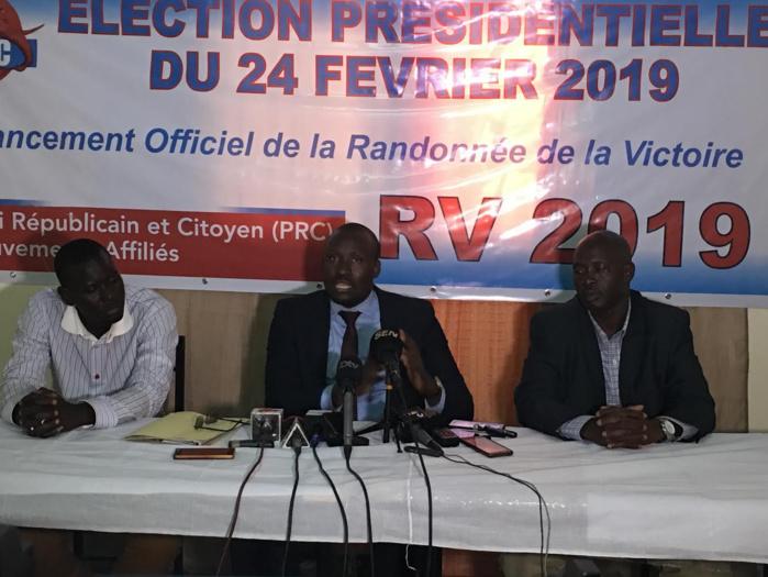 Présidentielle 2019 : Amadou Makhtar Ndiaye, candidat : « Si je ne suis pas retenu par le Conseil Constitutionnel… »