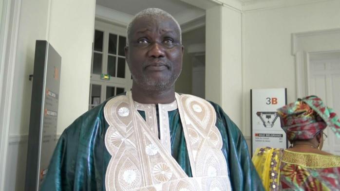 L'honorable député Ibrahima Baba SALL, Président du Réseau des parlementaires pour la protection de l'environnement (REPES) plaide pour une accréditation du secteur privé au Fonds vert climat