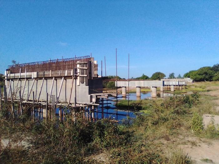 KOLDA : le pont de Hiléle, un éternel chantier