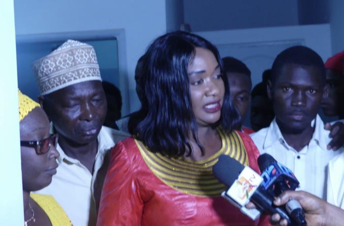 Lutte contre le sous-emploi et la réinsertion des jeunes à Saint-Louis : Absatou Kane (Mme Diaspora) à Pikine, Diaminaar et Guinaw Rails pour présenter un programme de développement