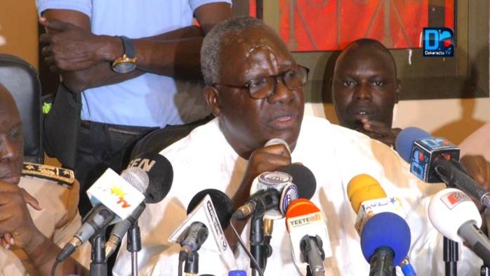 CDD MAGAL DE MBACKÉ KAJOOR / Serigne Cheikh Thioro  ne veut aucun laisser-aller