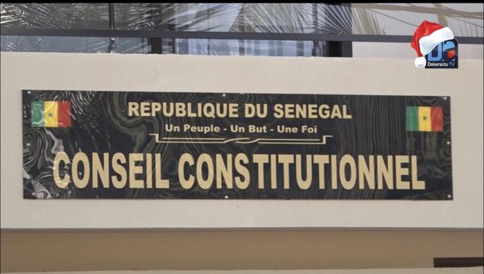 Recevabilité : Les avertissements du Conseil constitutionnel aux candidats à la présidentielle