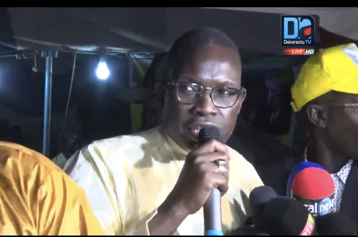 Darou Salam : Ibrahima Sall décroche le soutien de Serigne Abdou Bakhé Mbacké, responsable moral du mouvement 6543