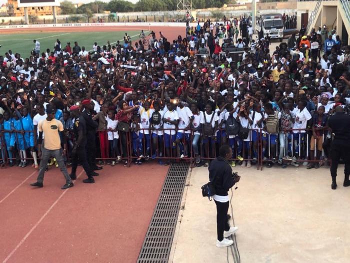 Finale municipale : Wally Ballago Seck enflamme le stade Alboury Ndiaye de Louga