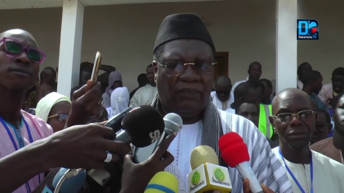 Ousmane Ngom : « Le parrainage est une limitation démocratique des candidatures »