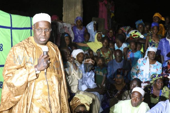 Fouta : En visite dans les villages de Koweït, Wendou bosseabé, Walidiala et Polel diaobé, Abdou Karim Sall prêt à réélire Macky Sall