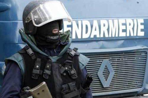 Un faux gendarme arrêté