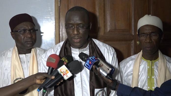NDIOUM / Le Dr Cheikhou Oumar Hanne déclare : « Nous sommes dans le temps du président Macky Sall et de personne d'autre. »