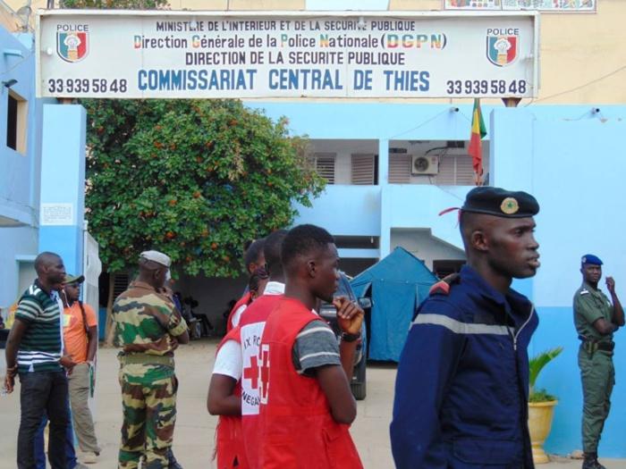 Urgent : 06 cheminots interpellés à Thiès