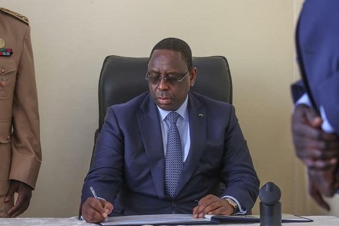 FIN D'ANNÉE : Le Président Macky Sall gracie 804 personnes