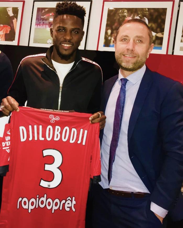 Papy Djilobodji s'est officiellement engagé avec Guingamp