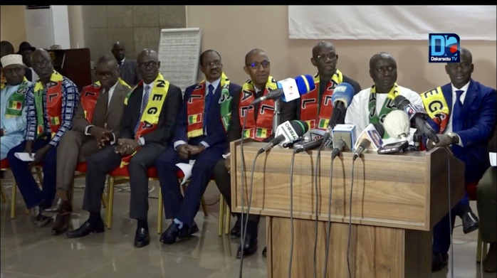 Présidentielle 2019 : Les leaders s'engagent à ne pas corriger les parrainages rejetés