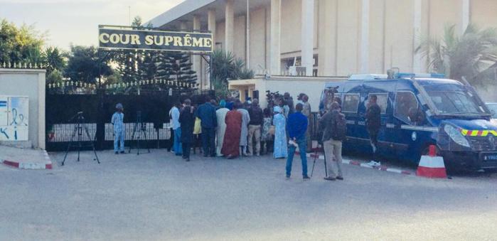 La Cour suprême condamne Khalifa Sall et lui déconseille une procédure devant le Conseil constitutionnel