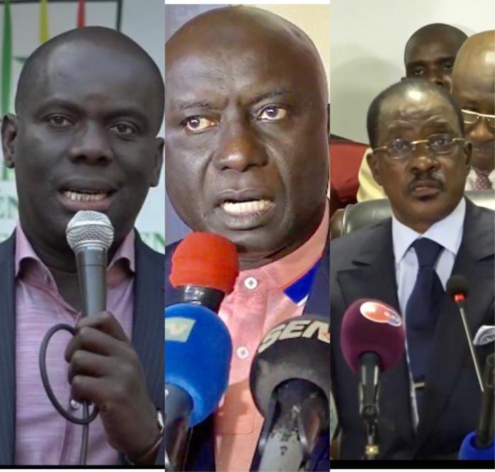 Vérification des parrainages pour régularisation : Malick Gakou, Idrissa Seck et Madické Niang fixés sur leur sort mardi 8 janvier