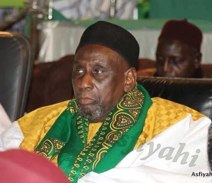 LOUGA : La mise en garde du Khalife général de la famille omarienne aux hommes politiques.