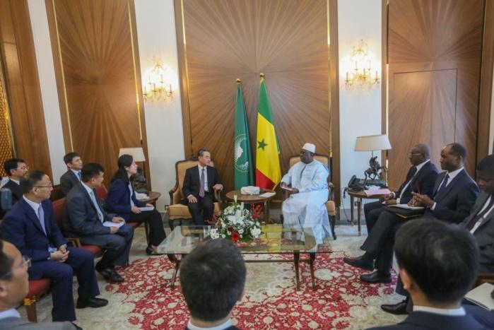 « Chine unique » : Pékin décroche le soutien de Dakar sur fond de regain de tension avec Taipei