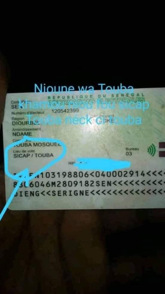 PRÉSIDENTIELLE À TOUBA- Quand un électeur est appelé à voter dans la cité, mais dans un quartier qui n'existe qu'à Dakar
