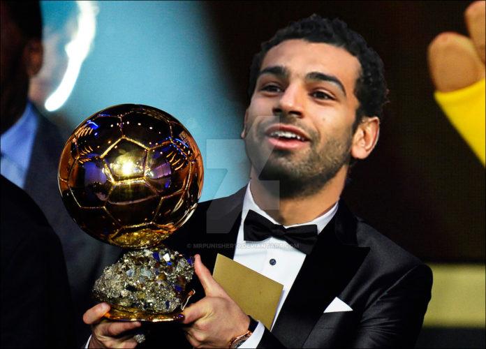 Ballon d'Or africain  : Salah encore sacré, Sadio Mané 2e, Aubameyang 3e, comme il y a un an