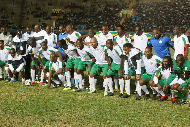 Match de gala CAF Awards 2018 / Grosse dispute entre les « Lions » de la génération 2002 dans les vestiaires : Insultes entre Diouf et Cissé, Moussa Ndiaye et Pape Malick Diop séparés par Salif Diallo