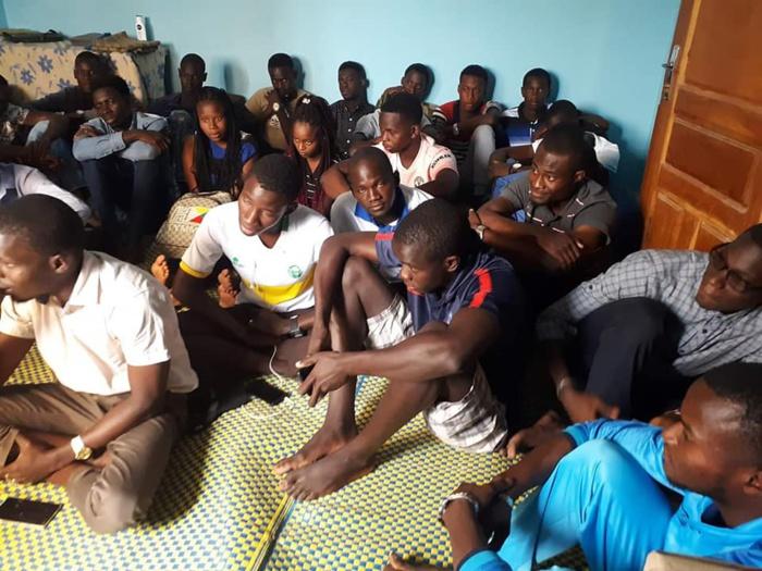 Assistance et d'Accompagnement aux Etudiants Ressortissants de la Commune de Saint-Louis: Mansour Faye octroie une subvention de prés de 20 millions Cfa