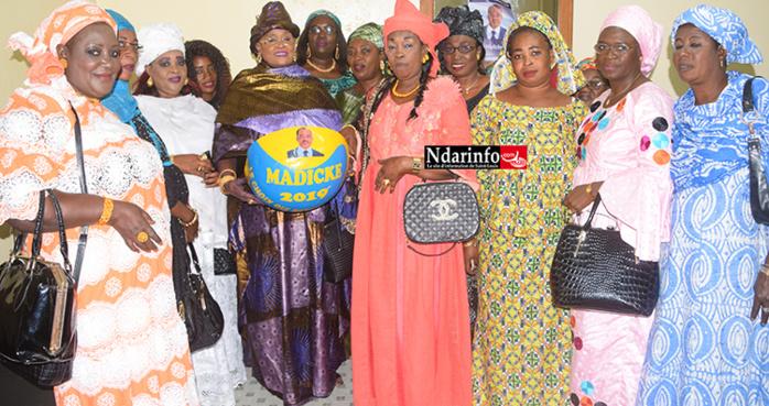 Saint-Louis : Après la validation du parrainage de leur candidat, la coordination des femmes de Madické 2019 s'attaque aux défis de l'heure