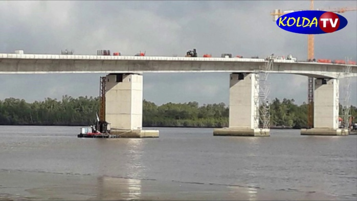 Pont de Farafenni : Tarikh de plus de 20 ans de calvaire. Rien que pour cette infrastructure, la Casamance doit voter Macky Sall.