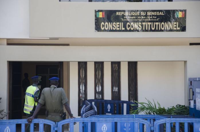 Conseil Constitutionnel : Après 14 heures d'attente, les choses bougent…