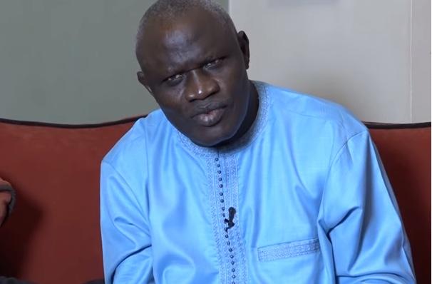 MÉPRIS OU DÉGOÛT ? Le ministre  El Hadj Kassé n'a pas souhaité répondre à Gaston Mbengue