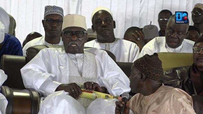 """LOUGA / Le Khalife général des Tidianes prévient : """"La présidentielle ne mérite pas qu'on verse dans la violence!"""""""