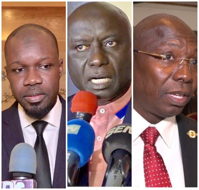 Karim et Khalifa en passe d'être écartés : les scénarios qui s'offrent à l'opposition sénégalaise- Idy et Sonko sur orbite, Issa Sall à l'affût