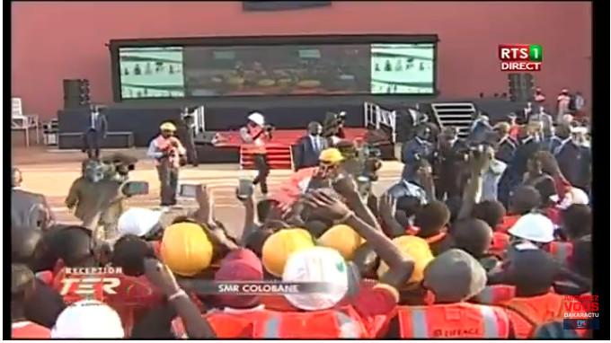 TER : 12 jeunes de l'Ecole polytechnique de Thiès formés à la maintenance des rames