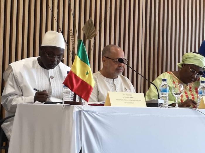 Coopération Sénégal/Guinée Bissau : Nouveau protocole d'accord de pêche maritime