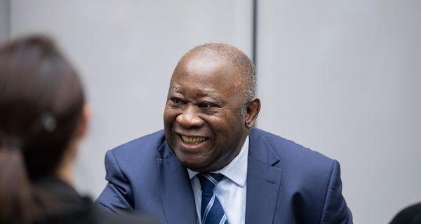 CPI: remise en liberté décidée pour Laurent Gbagbo et Charles Blé Goudé