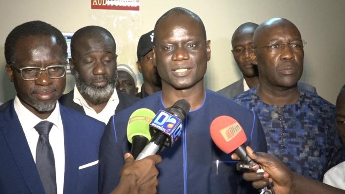 """Saint-Louis / Dr Abdourahmane Diouf clashe sévèrement les sages : """"La décision rendue par le Conseil constitutionnel est une honte! Le Conseil constitutionnel a été manipulé. Et tout a été dit sauf le droit!"""""""