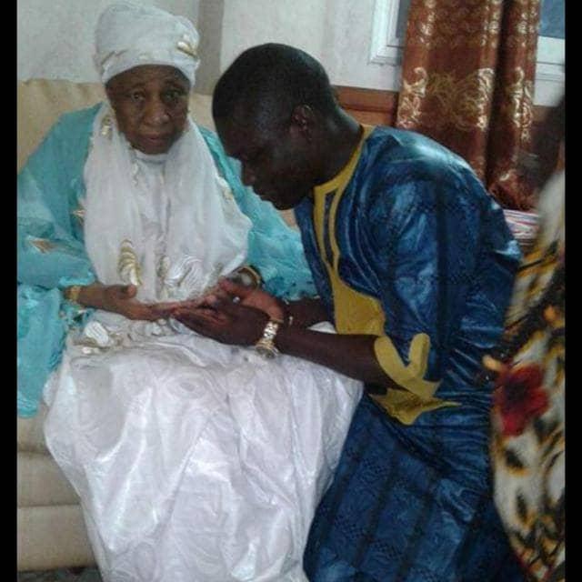 Ndiassane : La première épouse du défunt Khalife général tire sa révérence