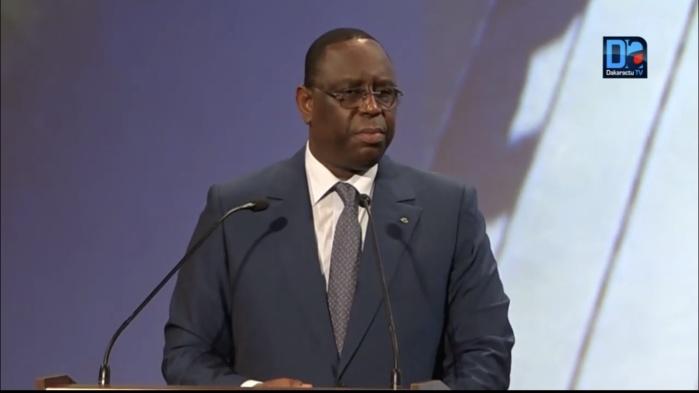Macky Sall veut sonner la fin des exportations des matières premières hors du continent