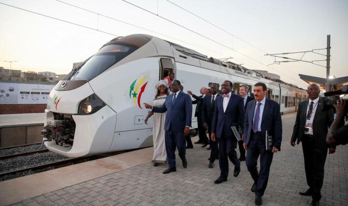 Inauguration du TER : Le CEN de l'APR salue la concrétisation des projets majeurs et structurants du mandat du Président Macky Sall.