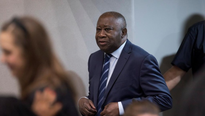 La CPI ordonne le maintien en détention de Laurent Gbagbo