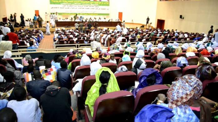 CHEIKH BASS EN MAURITANIE : 'Voilà ce que Cheikh Sidya Baba a dit de Serigne Touba lorsque ce dernier était venu en Mauritanie...'