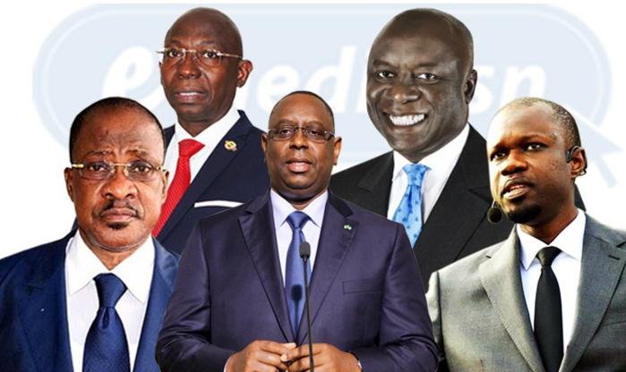 Cinq candidats pour un siège... : PORTRAITS