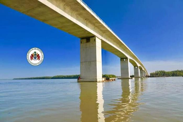 Un pont pour un bond en avant !