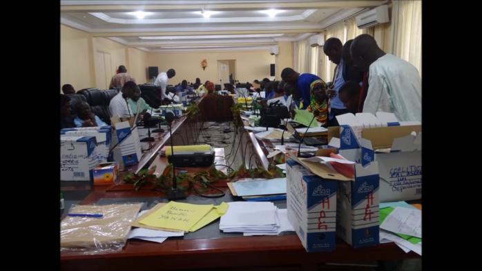 Documents des candidats à la présidentielle : le dg des élections fixe le dernier délai aujourd'hui à 18h